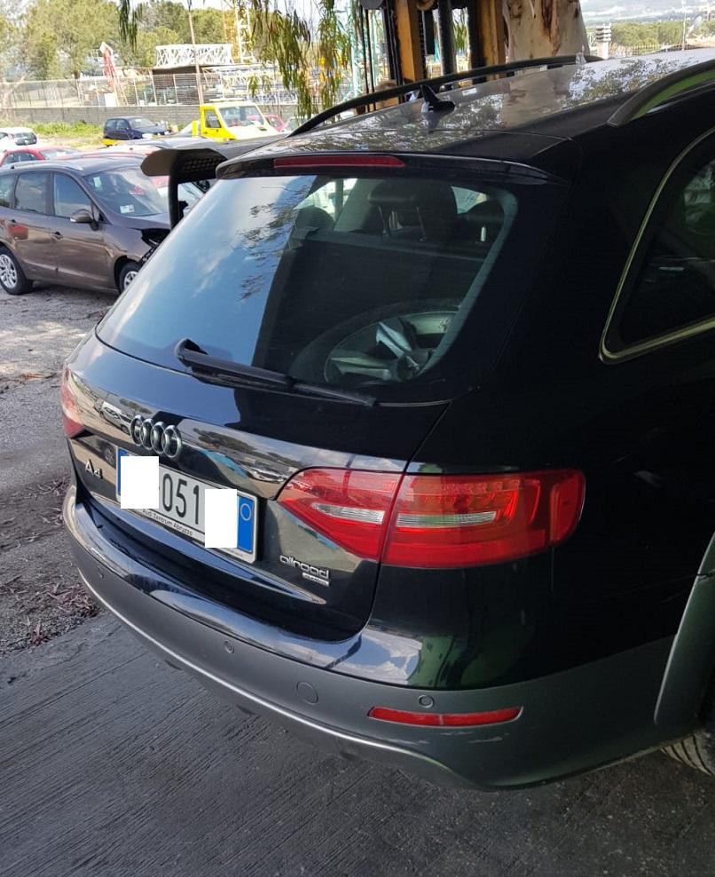 Audi A4 allroad 2.0 tdi Advanced 177cv anno 06-2012