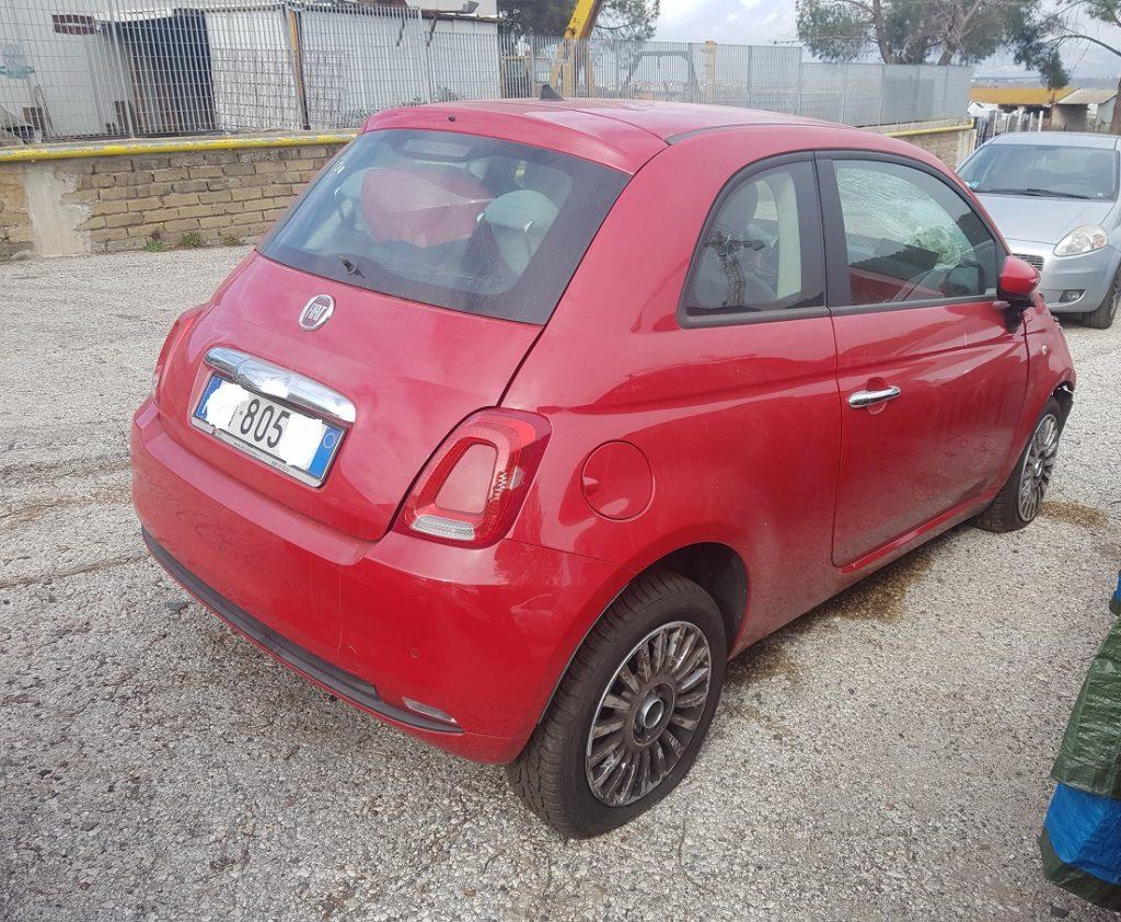 Fiat 500 1.2 benzina 69cv
