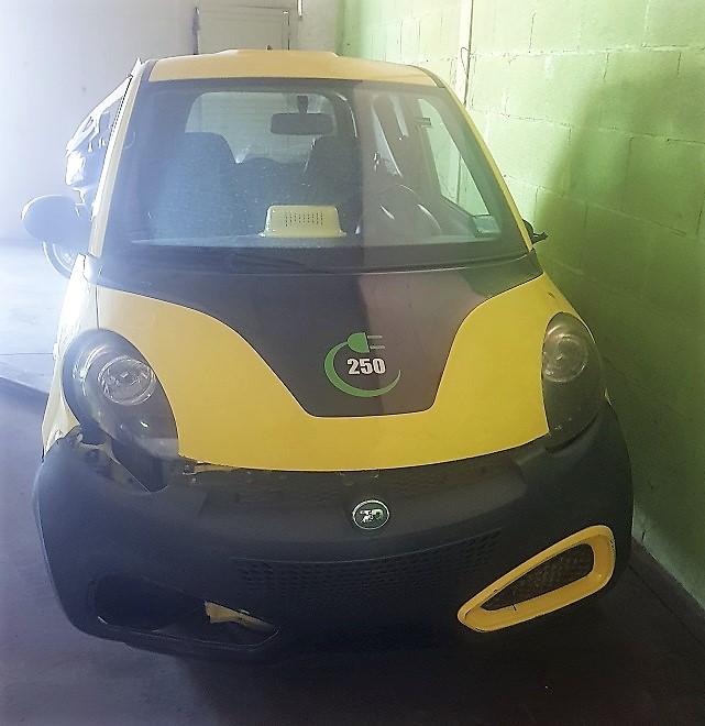 Share'nGo Greengo Icaro Elettrica 2016 947
