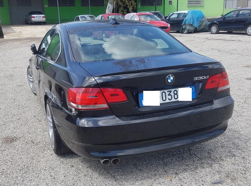 Bmw Serie 330D 231cv anno 06-2007